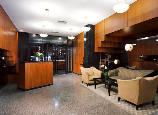 200 East 87th Street Lobby - Upper East Side Rental Apartments