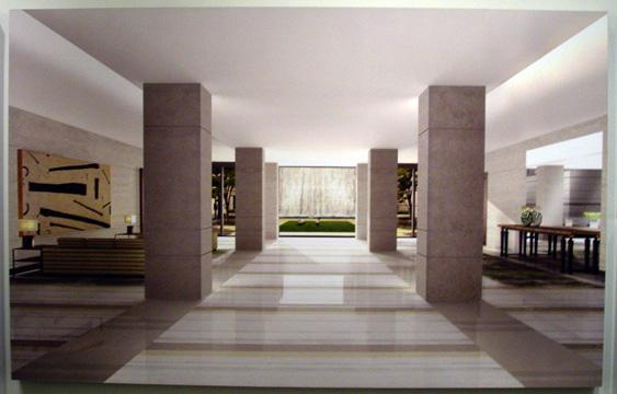 37 Wall Street Lobby - Manhattan Apartments for rent