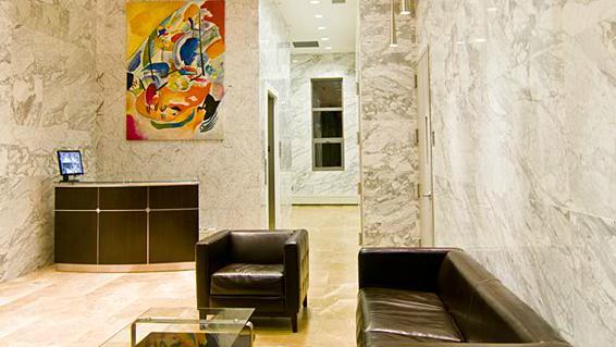 Lobby of 42-51 Hunter Street - Long Island City Rentals