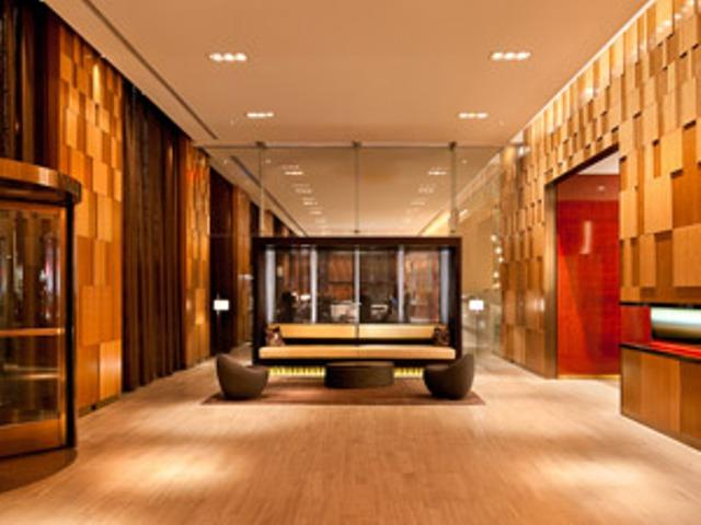 75 Wall Street Lobby – Financial District Rental Apartments