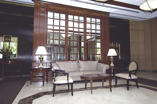 Claridge House Lobby - Manhattan Apartments for rent