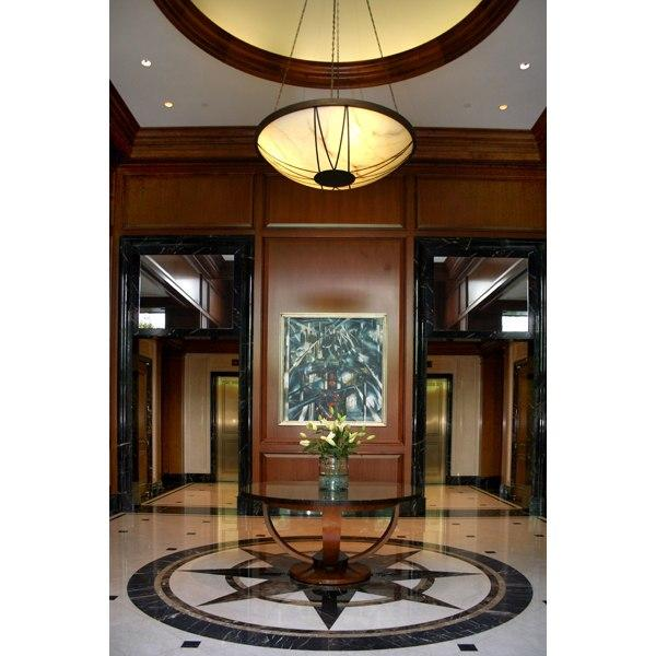 Liberty Plaza Lobby - Financial District Apartment Rentals