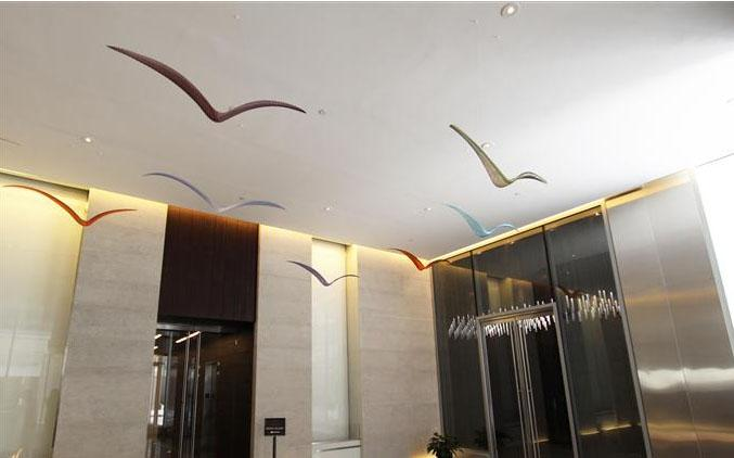 Silver Towers Lobby at South Tower - Manhattan Apartments for rent