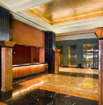 235 West 56th Street Lobby - Clinton Rental Apartments
