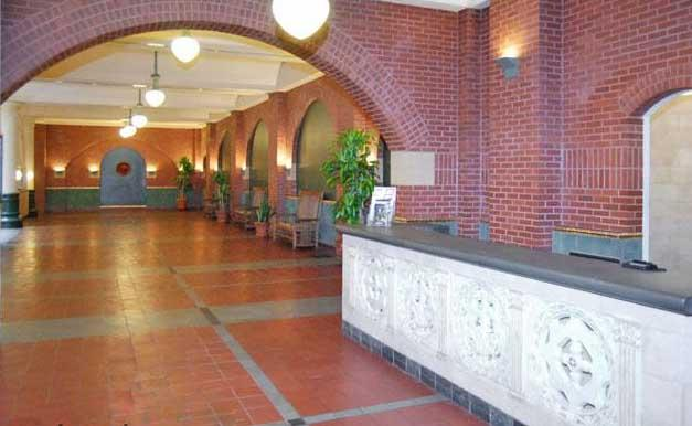 The Archive Lobby - Manhattan Apartments for rent