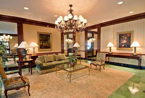 The Caldwell Lobby - Upper East Side Apartment Rentals