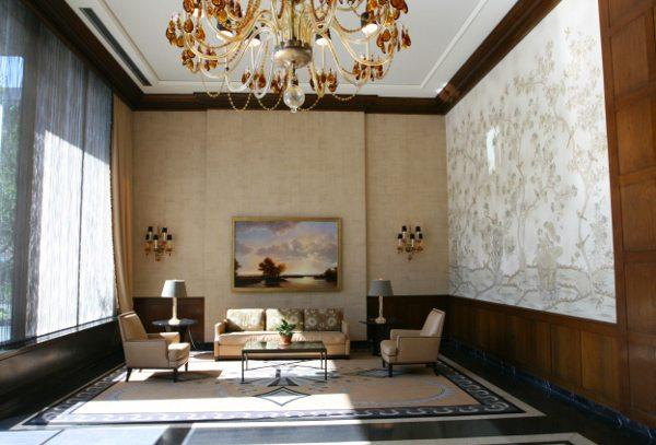 The Stratford Lobby - Manhattan Apartments for rent
