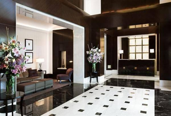 Trump Place Lobby – Manhattan Apartments for rent