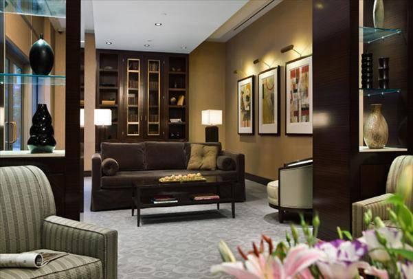 160 Riverside Boulevard Lobby – NYC Rental Apartments