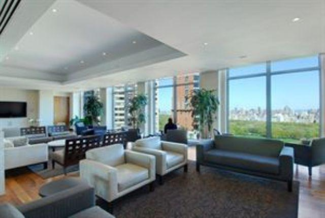 30 Lincoln Plaza Lounge - Upper West Side Apartment Rentals