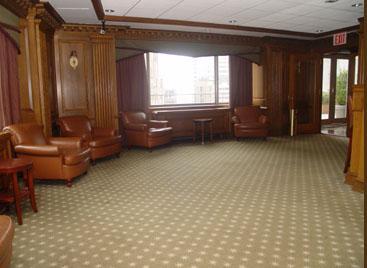 45 Wall Street Lounge - Manhattan Rental Apartments