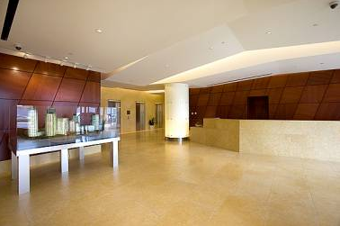 Lobby of 46-15 Center Boulevard - LIC Luxury Apartments