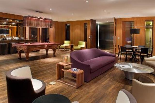 75 Wall Street Lounge – NYC Rental Apartments