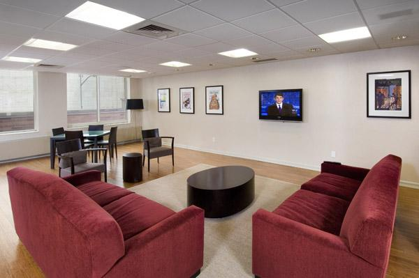 Avalon Midtown West Lounge - Manhattan Apartments for rent