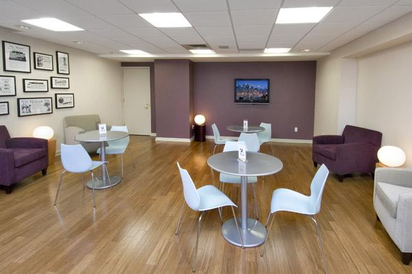 Avalon Midtown West  rental building  Lounge - NYC Flats