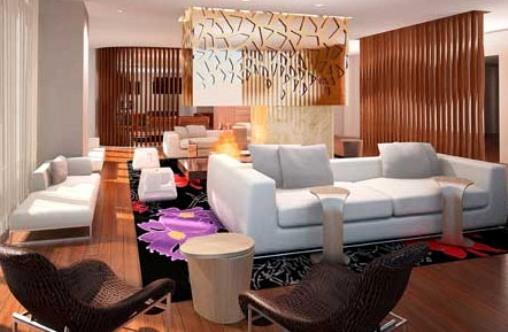 MiMA Lounge - 450 West 42nd Street apartments for rent