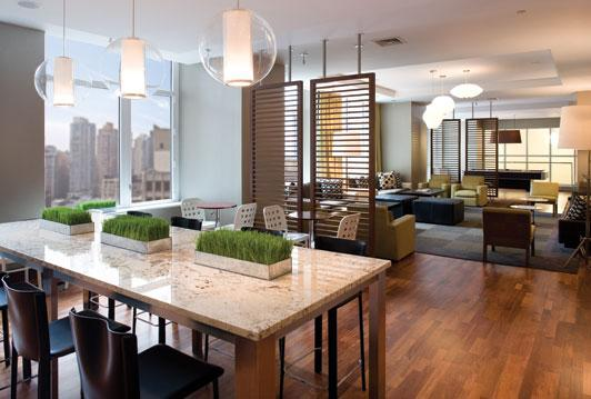 125 West 31st Street Lounge - Chelsea Rental Apartments
