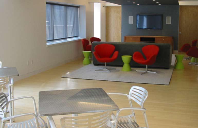 50 Murray Street Mediaroom - Manhattan Apartments for rent