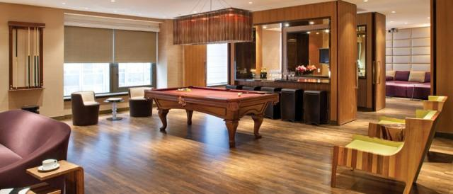 75 Wall Street Play Room – Manhattan Rental Apartments