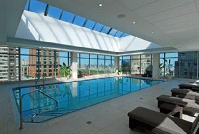 30 West 63rd Street  Swimming Pool - Manhattan Rental Apartments