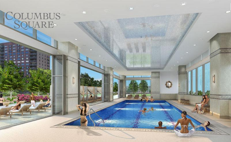 808 Columbus Square Pool - Upper West Side apartments for rent