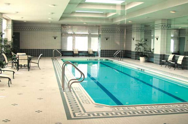 240 East 39th Street Pool - NYC Rental Apartments