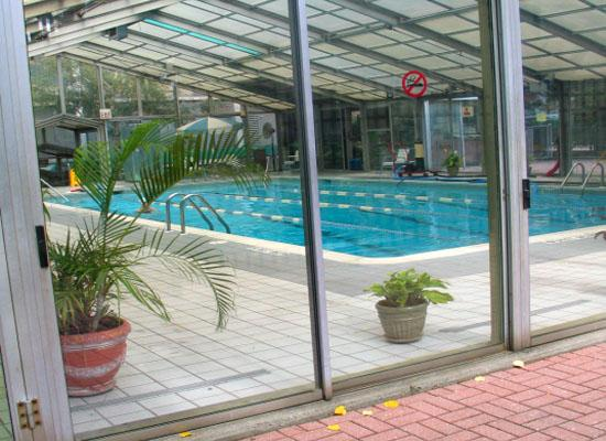 375 South End Avenue Pool - NYC Rental Apartments