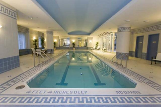 10 Liberty Street Pool - NYC Rental Apartments