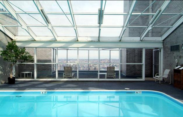 Rivers Bend Swimming Pool - Manhattan Apartments for rent