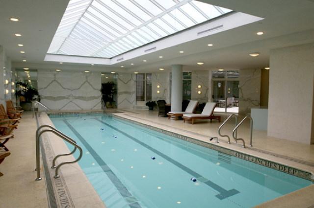 1930 Broadway Indoor Swimming Pool - NYC Rental Apartments