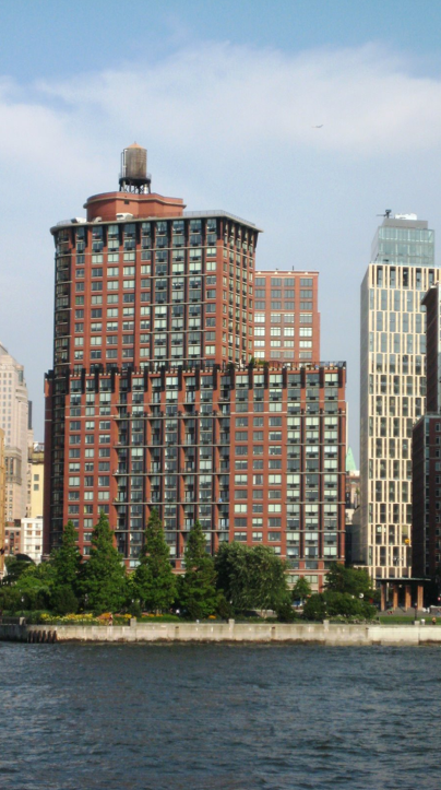 Tribeca Park Building - Battery Park City Apartment Rentals
