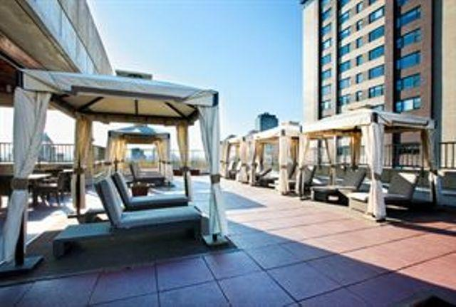 30 Lincoln Plaza Roof Deck - Manhattan Apartments for rent