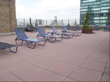235 West 56th Street Roofdeck - NYC Rental Apartments