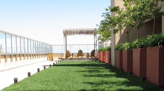 2 Gold Street Roof Deck - Manhattan Rental Apartments