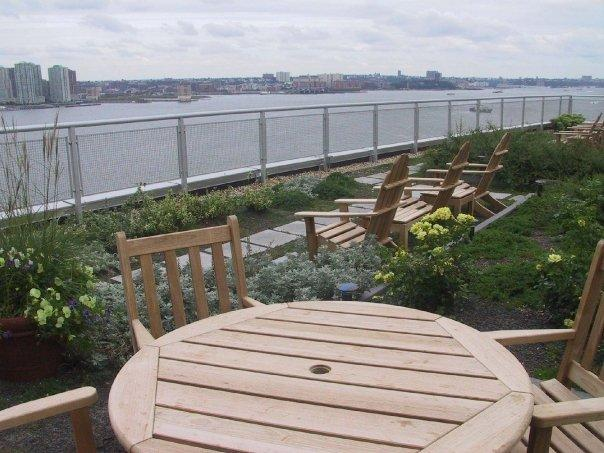 20 River Terrace Rooftop Deck - NYC Rental Apartments