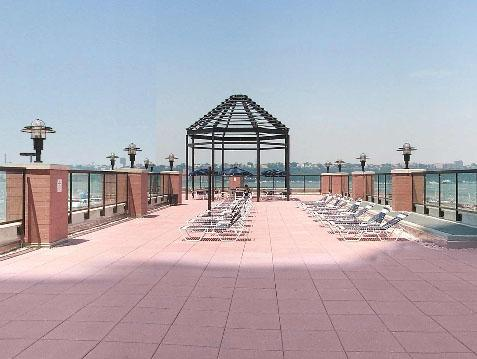1 River Place Sundeck - Clinton apartments for rent