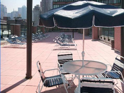 River Place Sundeck - Clinton Apartment Rentals