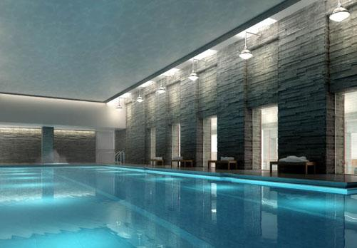 The Ashley Swimming Pool – Manhattan Apartments for rent