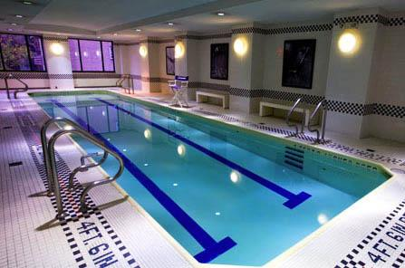 400 East 84th Street Swimming Pool - NYC Rental Apartments