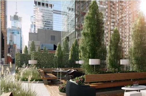 450 West 42nd Street Rentals Mima Apartments For Rent