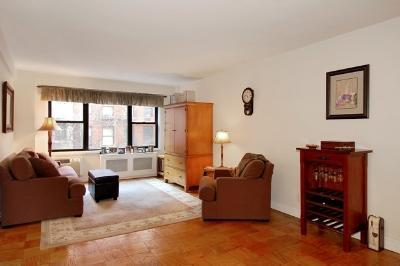 The Bamford rental building Living Room - NYC Flats