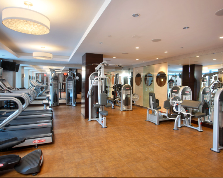 The Gym UWS Green Buildings NYC Green