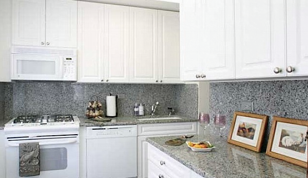 The Stratford rental building Kitchen - NYC Flats