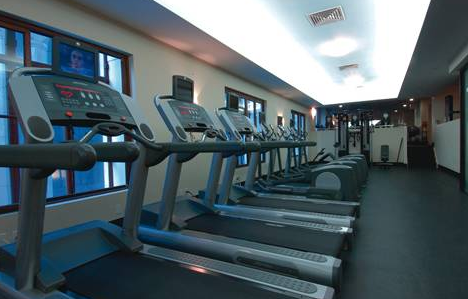 63 Wall Street Fitness Room - NYC Rental Apartments