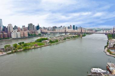 View at 45-40 Center Boulevard - Long Island City Rentals