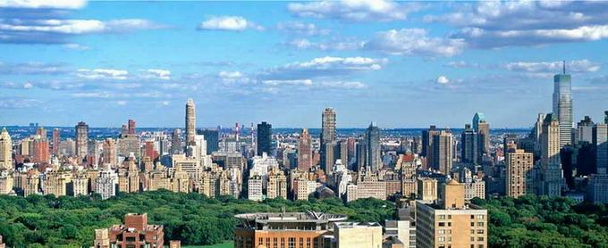 AIRE rental building View – NYC Flats