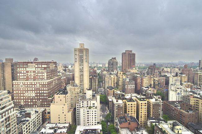 NYC Views from Claridge House 201 East 87th Street