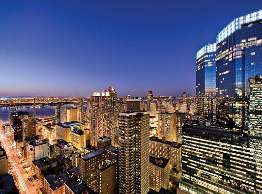 View at Sheffield 57 Midtown West 322 West 57th Street