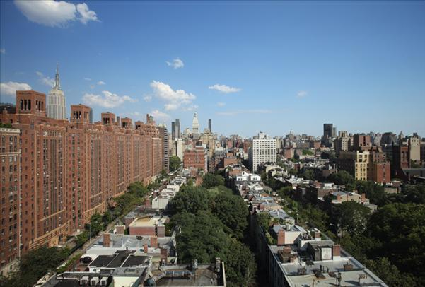 View at Ten23 500 West 23rd Street Manhattan