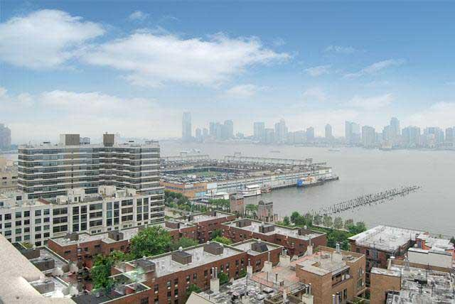 The Archive rental building View - NYC Flats